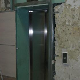 Монтаж 2 лифтов ThyssenKrupp